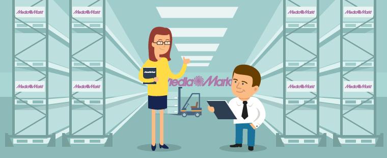 MediaMarkt TSD-invent